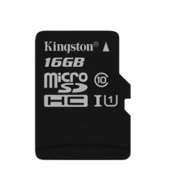 Micro SDHC 16GB Kingston